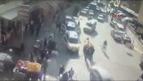 Saldırı'nın mobese görüntüleri ortaya çıktı!