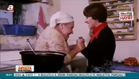 Ayşen Gruda ödülünü Aylan bebeğe ithaf etti
