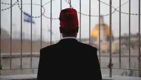 Mescid-i Aksa filminde Erdoğan var