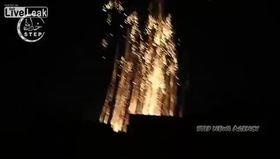 Ruslar Suriye'ye fosfor bombası yağdırdı
