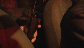 Polis telsizinden şüpheli eşkali verildi
