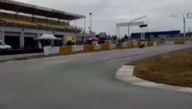 Dünya Şampiyonu Kenan Sofuoğlu kaza yaptı