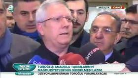 Aziz Yıldırım'dan Galatasaraylıları kızdıran sözler!