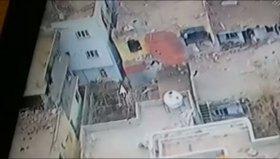 İHA'lar PKK'nın alışverişini görüntüledi!