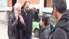 Genç kızın soygun yalanını polis bozdu