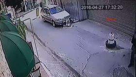 Kapkaççıyı kimse durduramadı!
