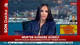 MHP kongresinde kritik mahkeme kararı!