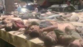 Afrin sokaklarında PYD/PKK vahşeti
