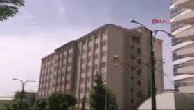 Emniyet Müdürlüğü'ne bomba yüklü araçla saldırı