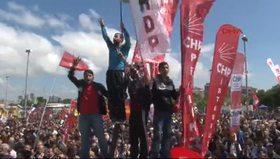 İşte PKK CHP kardeşliği