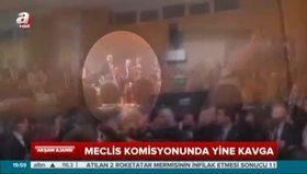 HDP'liler Meclis'te yine terör estirdi