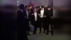 Mario Gomez düğünde halay çekti!