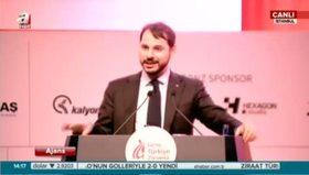 Berat Albayrak: Türkiye, bölgesinde ve dünyada çok önemli aktör