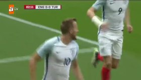 İngiltere ofsayttan gol attı