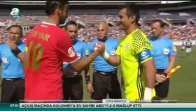 Paraguay 0-0 Kosta Rika (Maç Özeti)