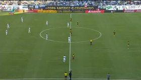 Arjantin 4-1 Venezuela (Maç Özeti)