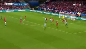 İşte Ozan Tufan'ın golü