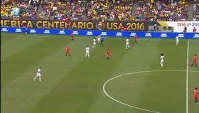 Şili 2-0 Kolombiya (Maç Özeti)