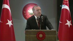 Cumhurbaşkanı Erdoğan'dan Gazze'ye müjde