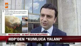 HDP'den Lice yalanı