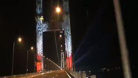Osman Gazi Köprüsü araç trafiğine açıldı