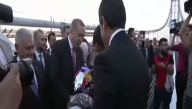 Cumhurbaşkanı Erdoğan ile Sofuoğlu arasında ilginç diyalog!