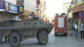 Diyarbakır'daki terör operasyonuna asker takviyesi