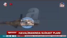 Cumhurbaşkanı Erdoğan'a 2. suikast planı