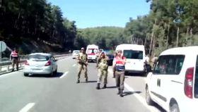 Erdoğan'a suikast timindeki 3 darbeci yakalandı