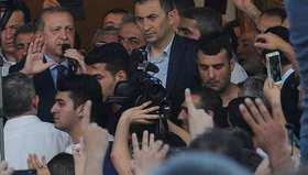 Londralı Türk kızından Erdoğan'a: Koca Reis üzülme