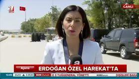Cumhurbaşkanı Erdoğan Özel Harekat'ta
