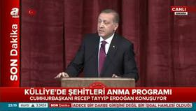 Erdoğan'dan 'Dua' şiiri