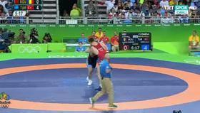 Rio'da Türk sporcudan büyük başarı!