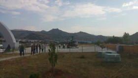 Tunceli'de polis karakoluna saldırı!