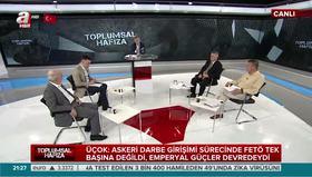 Fetullah Gülen'e dangalak benzetmesi!