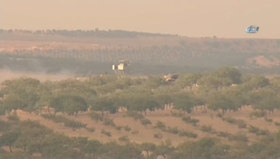 Türk Silahlı Kuvvetleri DAEŞ hedeflerini vuruyor