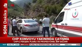 Kılıçdaroğlu'nun Şavşat'a döndükten sonraki ilk görüntüleri