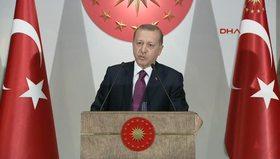 Cumhurbaşkanı Erdoğan Cerablus'a bağlandı