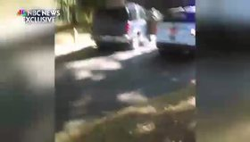 ABD polisi siyahiyi eşinin gözü önünde böyle öldürdü!
