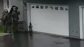 SWAT ekibinin kapıyla imtihanı