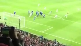 Quaresma'dan Vodafone Arena'yı coşturan gol!