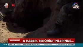 PKK'lıların ininde o ülkelerin silahları bulundu!