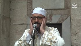 Ayasofya'da 5 vakit ezan sesi yükseliyor