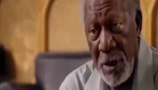 Morgan Freeman ezan okudu!