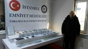 FETÖ militanı para dolu valizle Çamlıca gişelerinde yakalandı