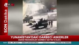 El bombalı teröristin vurulma anı