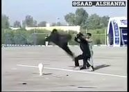 İran Özel Kuvvetleri böyle rezil oldu!