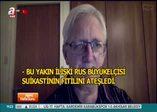 Eski İngiliz büyükelçi: İngiltere Suriye'de karaktersiz bir rol oynadı!