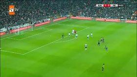 Tosic Beşiktaşı 10 kişi bıraktı!