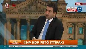 CHP'li Zeki Çetin'e şok tehdit